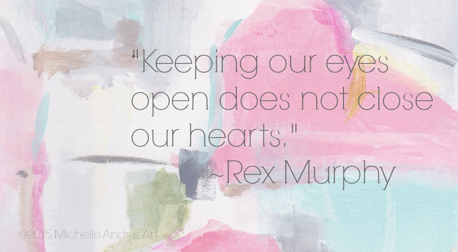 Rex Murphy Love Note Quote