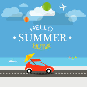 Summer Vacation - for inspiration