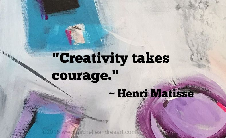 Matisse Art Quote