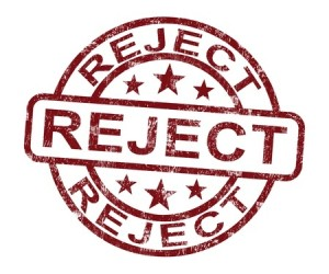 Rejection Acceptance Artists