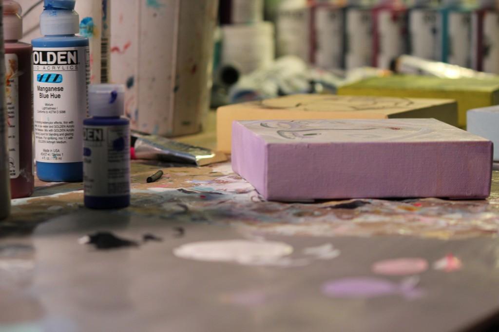 Studio table II