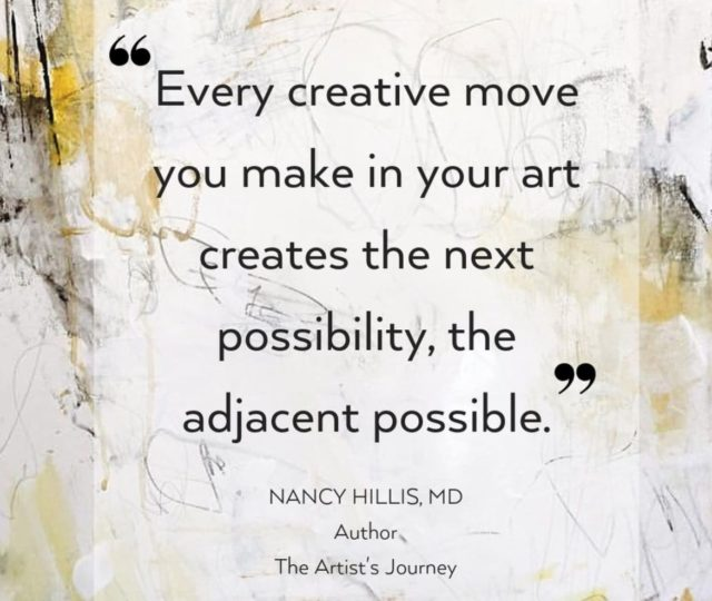 Moves create possibilities